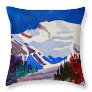 Mt. Wilson Throw Pillow