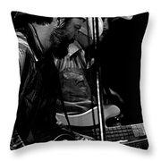 Mtb77#42 Throw Pillow