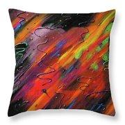 MTV Throw Pillow