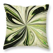 Multi-color Butterfly Pillow Throw Pillow
