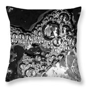 Multiple Reflection Throw Pillow