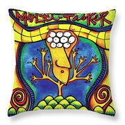 Multi-tasker Throw Pillow