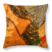 Mums Fave - Tile Throw Pillow