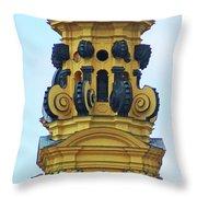 Munich Detail 1 Throw Pillow
