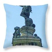 Munich Detail 13 Throw Pillow