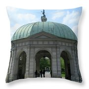 Munich Detail 14 Throw Pillow