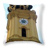 Munich Detail 17 Throw Pillow