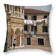 Murano 4338 Throw Pillow