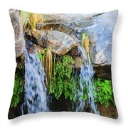 Murray Canon Tranquility Throw Pillow