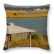 Murrells Inlet Throw Pillow