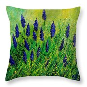 Muscaris 4590 Throw Pillow