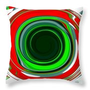 Muse 30 Throw Pillow