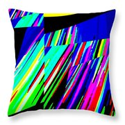 Muse 5 Throw Pillow