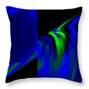 Muse 6 Throw Pillow