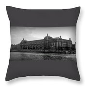 Musee D'orsay Throw Pillow