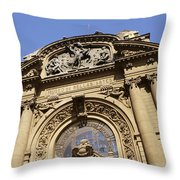Museo De Bellas Artes. Throw Pillow
