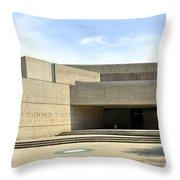 Museo Rufino Tamayo Throw Pillow