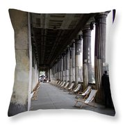Museumsinsel Throw Pillow