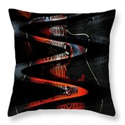 Music Dream Throw Pillow