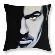 Music Icon Throw Pillow