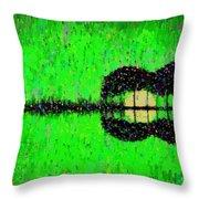 Music World - Pa Throw Pillow