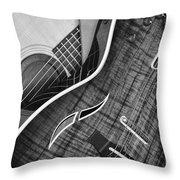 Musicians Friend Throw Pillow