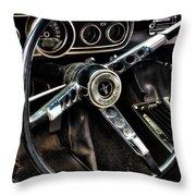 Mustang 330 Throw Pillow