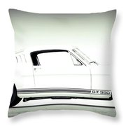 Mustang Shelby Throw Pillow