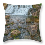 Muster The Courage To Love Again. Not Everybody Is Your Ex.  Throw Pillow