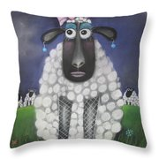Mutton Dressed As Lamb Throw Pillow