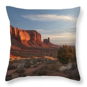 Mv Mesa Sunrise 7656 Throw Pillow