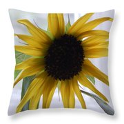 My Beautiful Sunflower Throw Pillow