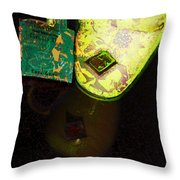 My Cup Of Tea Throw Pillow