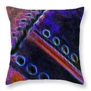 My Designs  On You Throw Pillow