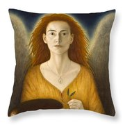 My Faithful Companion Throw Pillow