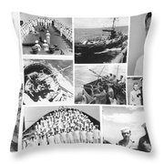 My Father Throw Pillow