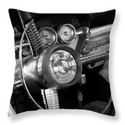 My Father's Wheels Throw Pillow