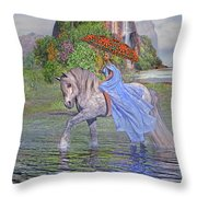 My Favorite Time Of The Day Throw Pillow