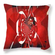 My Funny Valentine Throw Pillow