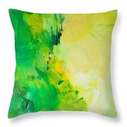 My Heart Leaps Up  Throw Pillow