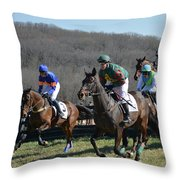 My Lady's Manor 17 Throw Pillow