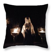 My Lord Throw Pillow