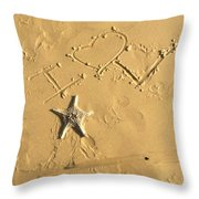 My Love.  Throw Pillow