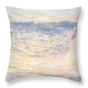My Lovely Muse Throw Pillow