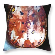 My Magic Drum Throw Pillow