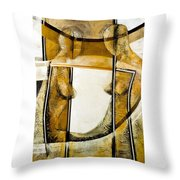 My Mirror 2 Throw Pillow