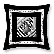 My Muse Throw Pillow