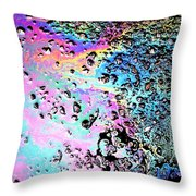 My Obsession With Asphalt II Throw Pillow