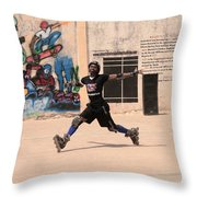 My Outdoor Photography Throw Pillow