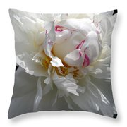 My Peony Throw Pillow